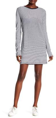 Rag & Bone Striped Knit Dress