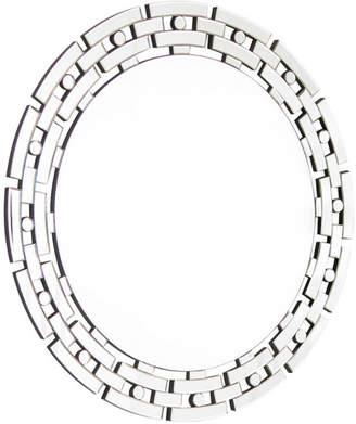 Asstd National Brand Intertwined Round Wall Mirror