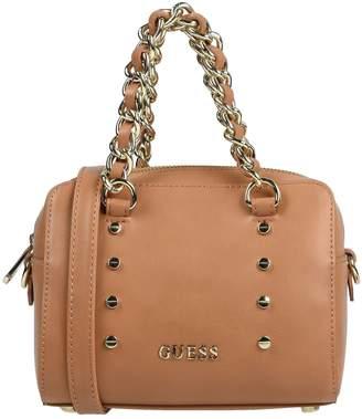 Brown Guess Handbags - ShopStyle Australia 46b86290948c7