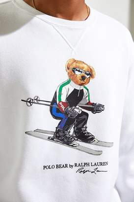Polo Ralph Lauren Polo Bear Crew Neck Sweatshirt