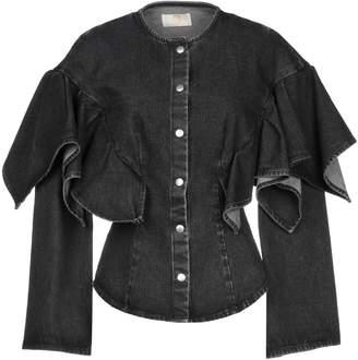 Sara Battaglia Denim outerwear