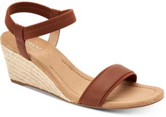38f273d44e33 Alfani Women Step  N Flex Gillee Wedge Sandals