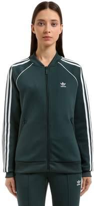 adidas Sst Matte Zip-Up Tricot Track Jacket