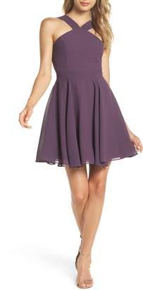 LuLu*s Forevermore Skater Dress