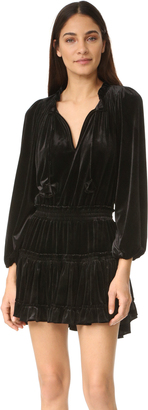 MISA Lorena Dress $238 thestylecure.com