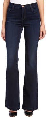 J Brand Maria Embrace High Rise Flare Leg