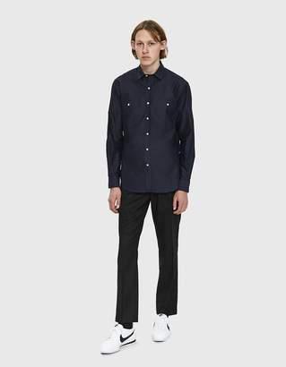Gitman Brothers Santiago Shirt x GV Marina Poplin Shirt