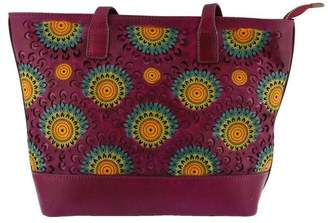 Spring Step L'Artiste by Spring Leather Handbag - Starburst