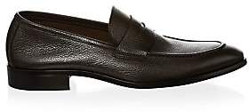 To Boot Men's Textured Leather Penny Loafers