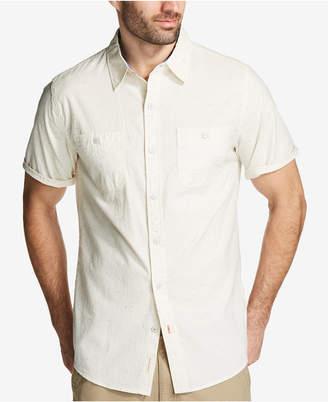 Weatherproof Vintage Men's Nep Chambray Shirt