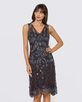 Alannah Hill Shimy Shimy Beaded Dress