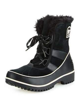 Sorel TivoliTM II Suede Boot, Black $78 thestylecure.com