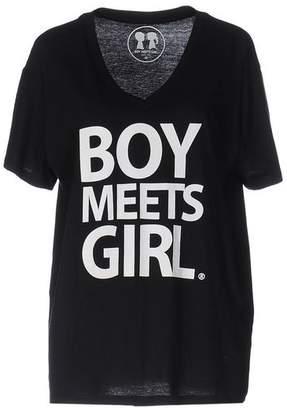 Boy Meets Girl T-shirt