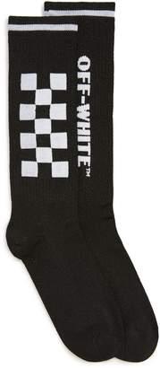 Off-White Taxi Long Socks