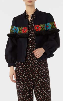 Alix of Bohemia Winter Bloom Jacket
