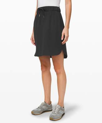 Lululemon On the Fly Skirt *Woven