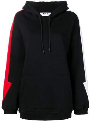 MSGM oversized hoodie