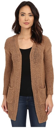 Free People Sienna Cardigan $148 thestylecure.com