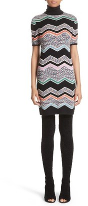 Women's Missoni Zigzag Jacquard Knit Dress $1,060 thestylecure.com
