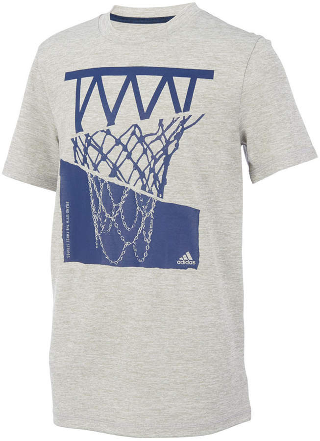 Hoop-Print T-Shirt, Toddler Boys