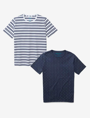 Tommy John Stars and Stripes Crew Neck Tee Pack