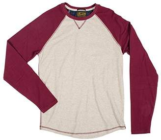 Lucky Brand Men's Saturday Stretch Colorblock Tee