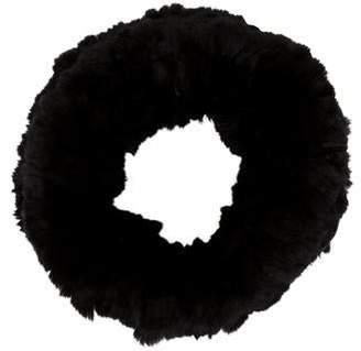 Calypso Fur Knit Snood