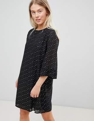 Minimum Moves By spot Shift Dress