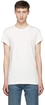 Maison Margiela White Marlon Brando Fit T-Shirt
