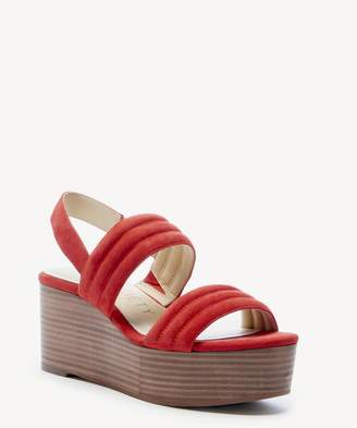 Sole Society Amberly Platform Wedge