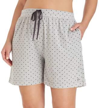 Cuddl Duds Plus Size Pajamas: Essentials Pajama Shorts