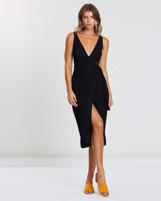 Atmos & Here ICONIC EXCLUSIVE - Valerie Wrap Dress