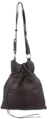 Balenciaga Drawstring Tube Bag gold Drawstring Tube Bag