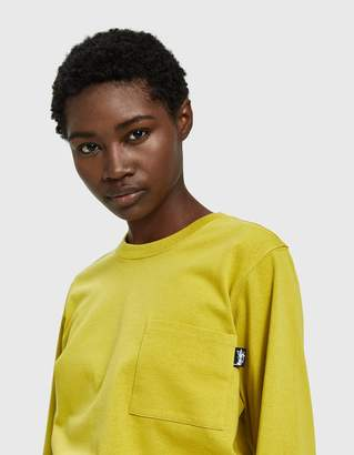 Stussy Ollie Pocket Long Sleeve Tee