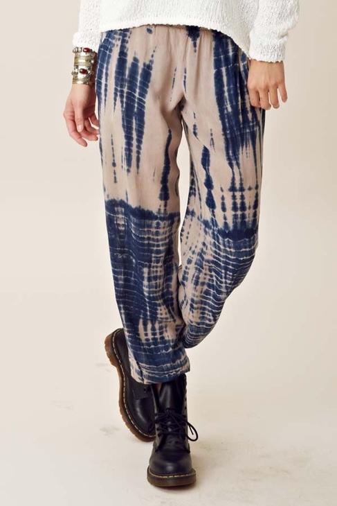 Blu Moon Gypsy Trouser Pants in Zuma