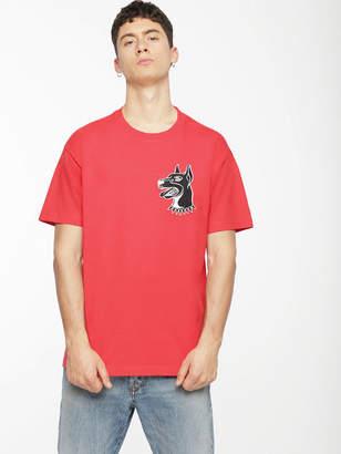 Diesel T-Shirts 0091A - Grey - L