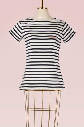 Maison Labiche Love Sailor T-shirt Cotton