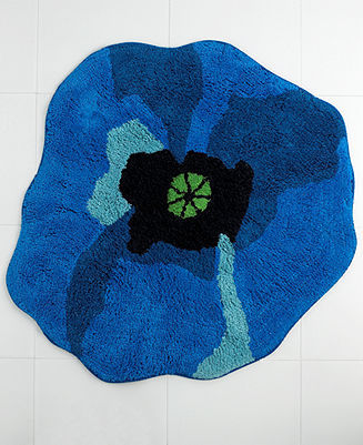 Vera Bath Accessories, Poppies
