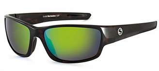 Sunbelt Amigo Polarized Oval Sunglasses