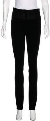 Diane von Furstenberg Genova Wool-Blend Skinny Pants