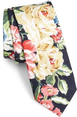 1901 Merz Floral Cotton Tie