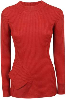 Y's Boat Neck Sweater