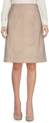 Prada Knee length skirts - Item 35384960NB