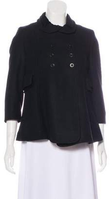 See by Chloe Double-Breasted Wool Jacket
