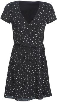 Ikks BN30425-02 women's Dress in Black