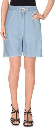 Sjyp Denim bermudas - Item 42538221CR