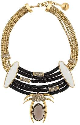 Camila Klein Millipede necklace