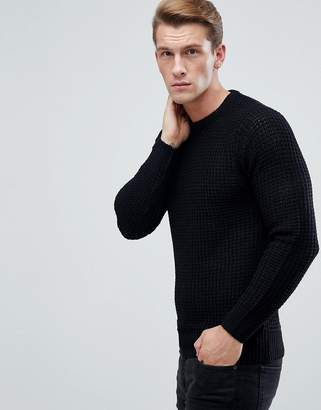 Brave Soul Knitted Sweater