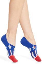 Stance Patriotism No-Show Socks