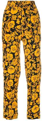 Kenzo floral joggers